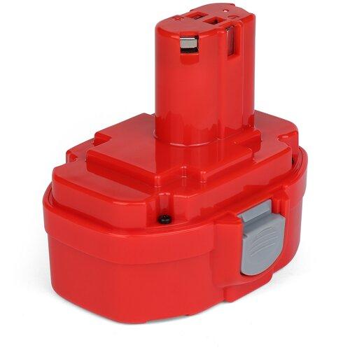 Аккумулятор TopON для электроинструмента Makita 18V 1.5Ah (Ni-Cd) PN: 193102-0