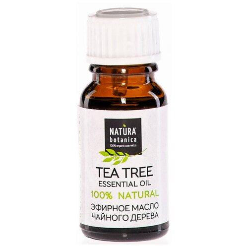 Natura Botanica эфирное масло Чайное дерево, 10 мл