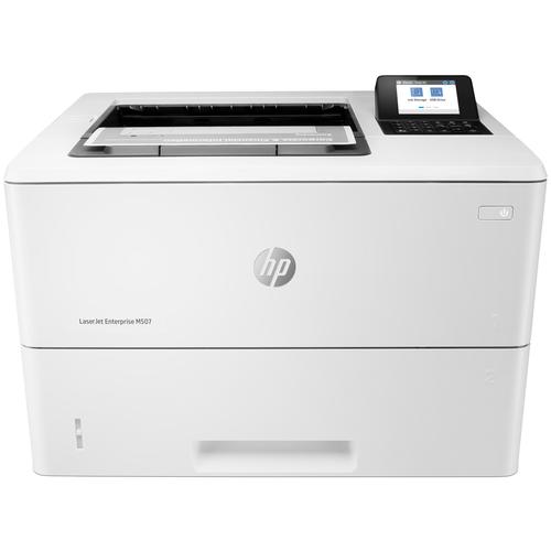 Фото - Принтер HP LaserJet Enterprise M507dn, белый принтер hp laserjet enterprise m611dn 7ps84a