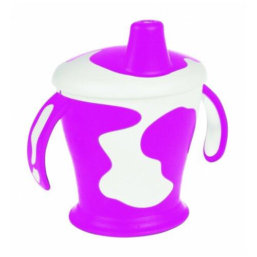 Фото - Поильник-непроливайка Canpol Babies 31/404, 250 мл фиолетовый поильник непроливайка canpol babies 56 512 320 мл бирюзовый