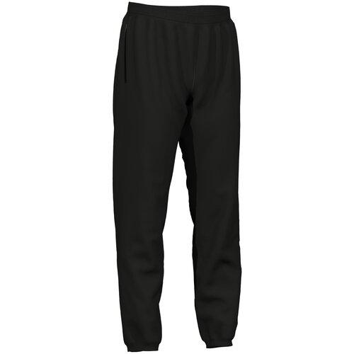 Брюки мужские для фитнеса чёрные экологичные, размер: 3XL / W44 L34, цвет: Черный/Черный DOMYOS Х Декатлон