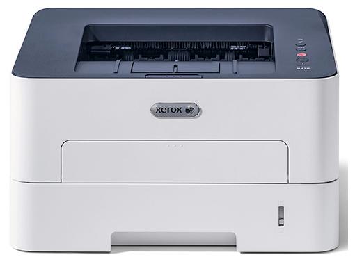 Принтер Xerox B210, белый/синий - Характеристики - Яндекс.Маркет