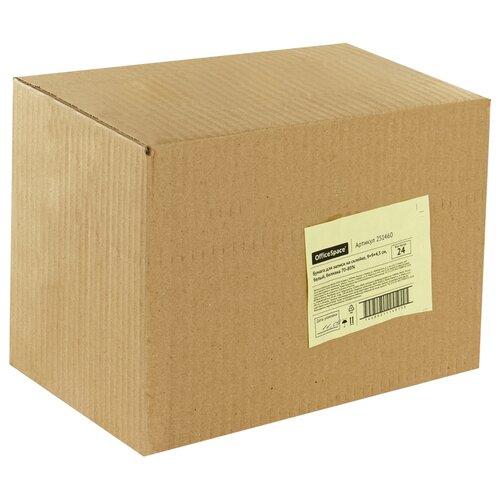 Купить OfficeSpace Набор блоков для записи 9х9х4, 5 см, белизна 70-80% (251460) 24 шт белый, Бумага для заметок