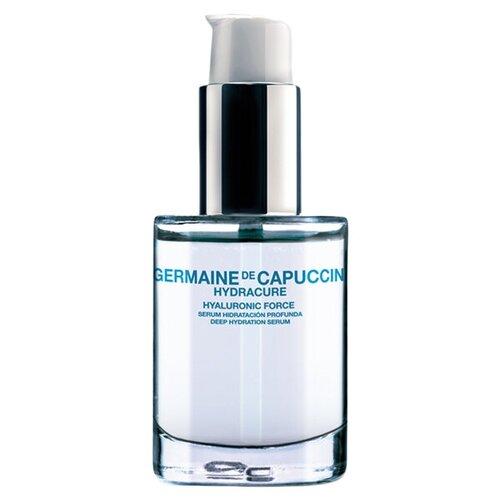 Germaine de Capuccini HYDRACURE Hyaluronic Force Deep Hydration Serum Сыворотка глубокого увлажнения для лица, шеи и области декольте, 30 мл недорого