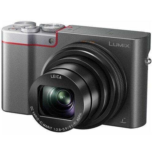 Фото - Фотоаппарат Panasonic Lumix DMC-ZS100/TZ100 серебристый фотоаппарат