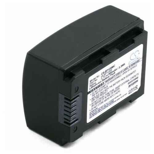 Аккумулятор для видеокамеры Samsung IA-BP105R, IA-BP210R