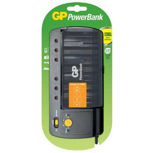 Зарядное устройство GP PB320GS-CR1 универсал для всех типов акк-ов