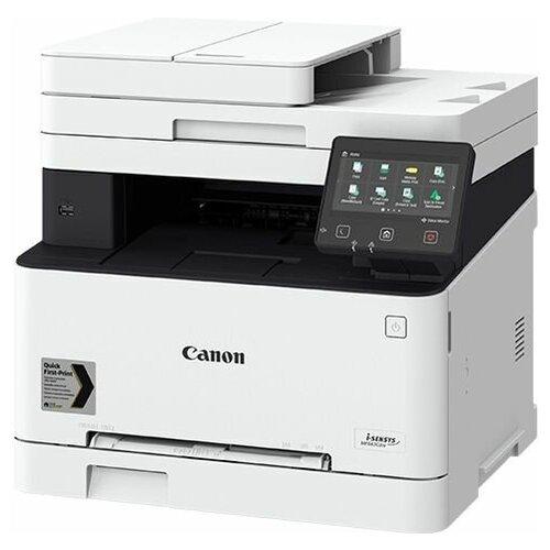 Фото - МФУ Canon i-SENSYS MF643Cdw, белый/черный мфу canon i sensys mf641cw белый черный