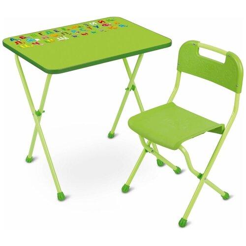 Комплект детской мебели Алина возраст 3-7 лет