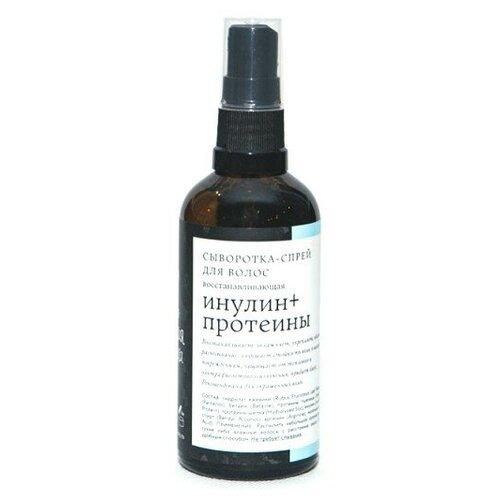 Краснополянская косметика Сыворотка-спрей для волос Инулин + Протеины, 100 мл