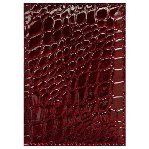 Обложка для паспорта OfficeSpace 240458, бордовый