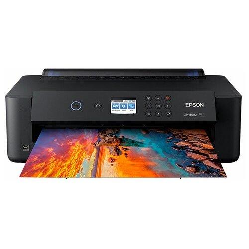 Фото - Принтер Epson Expression Photo HD XP-15000, черный принтер epson m1170 серый черный
