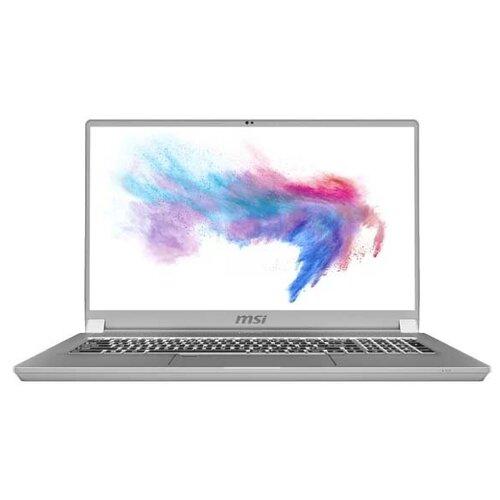 Фото - Ноутбук MSI Creator 17 A10SGS-467RU (9S7-17G312-467), серый ноутбук msi wf65 10tj 289ru 9s7 16r424 289 серый