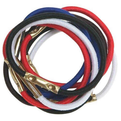 Купить Резинка DEWAL mini RE026 10 шт. красный/синий/белый