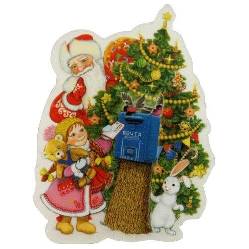 Фигура Феникс Present Почта Деда Мороза со светодиодной подсветкой усачев а почта деда мороза сказочная повесть