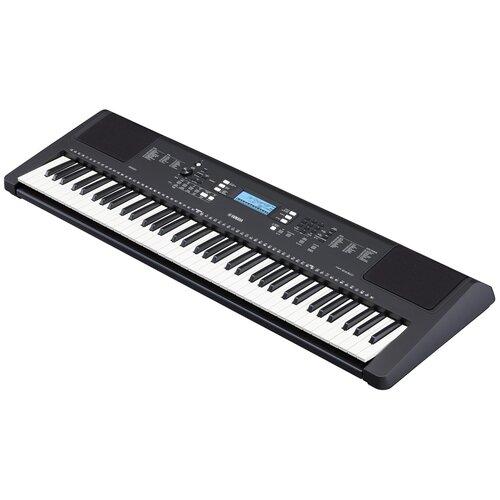 Синтезатор YAMAHA PSR-EW310 черный