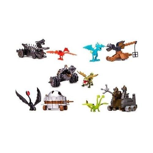 Купить Фигурка Spin Master для битв Dragons 66561, Игровые наборы и фигурки