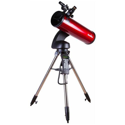 Фото - Телескоп Sky-Watcher Star Discovery P130 SynScan GOTO красный монитор 4 3 дюйма заднего вида sky ma 43