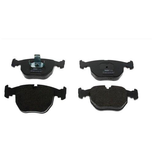 Дисковые тормозные колодки передние Ferodo FDB997 для BMW 5 series, BMW 7 series, BMW X5, BMW X3 (4 шт.)