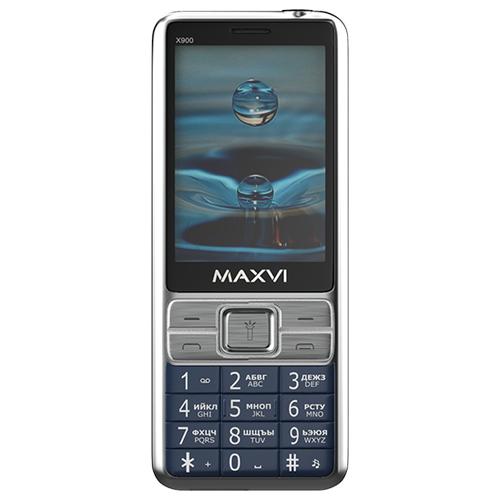 Телефон MAXVI X900 маренго