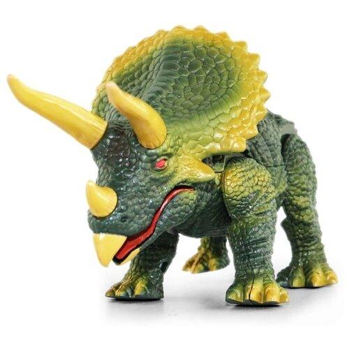 Радиоуправляемый робот ZF динозавр Трицератопс - 9988