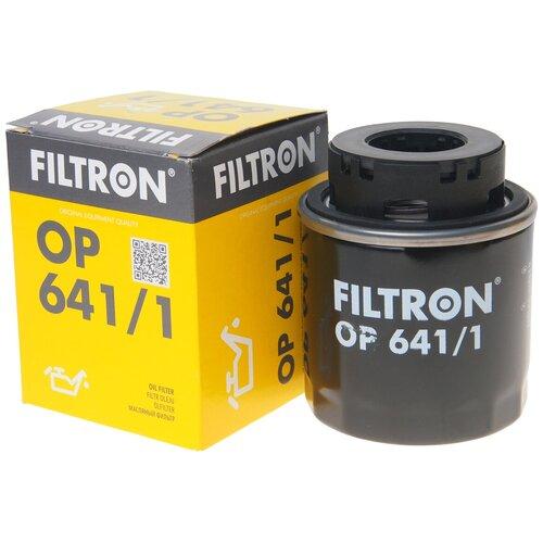 Масляный фильтр FILTRON OP 641/1 масляный фильтр filtron op 643 3