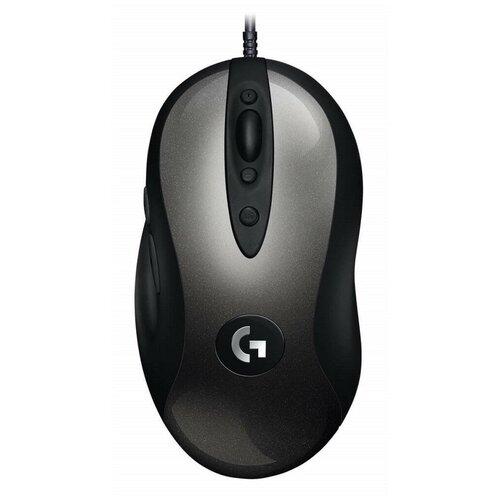 Мышь Logitech G MX518 Legendary, черный мышь logitech g g604 black wireless черный