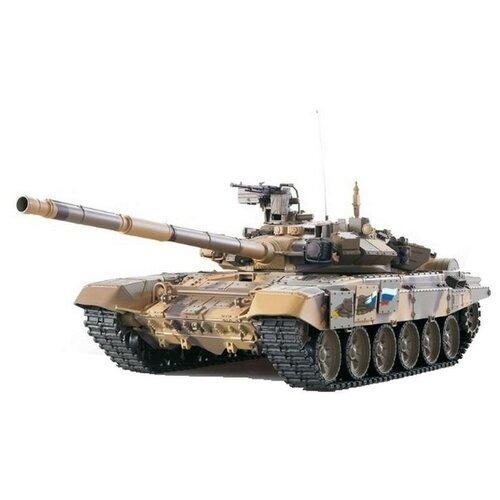 Фото - Радиоуправляемый танк Heng Long T-90 Original V6.0 2.4G 1/16 RTR, HL3938-1O6.0 радиоуправляемый танк heng long радиоуправляемый мини танковый бой cs toys 9819