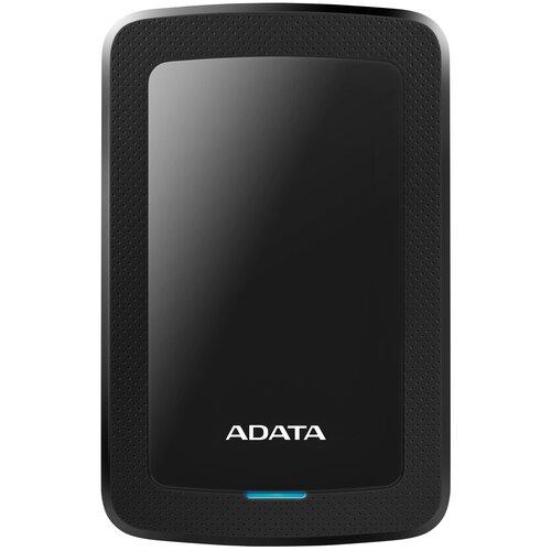 Фото - Внешний HDD ADATA HV300 4 TB, черный внешний hdd adata dashdrive durable hd650 2 tb черный