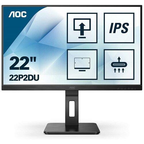 Монитор AOC 22P2DU 21.5
