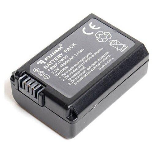 Фото - Аккумулятор Fujimi FBNP-FW50 (схожий с Sony NP-FW50) 1001 аккумулятор acmepower np fw50