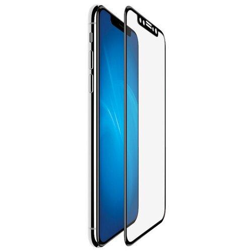 Защитный экран Red Line для APPLE iPhone 11 Full Screen 3D Tempered Glass Full Glue Black УТ000018361