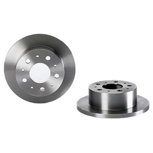 диск тормозной fenox tb217124 комплект 2 шт Диск тормозной задний Blitz BS0288 (2 шт.)