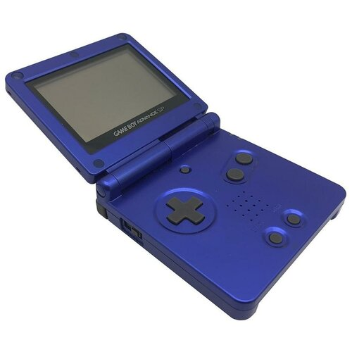Портативная игровая приставка Nintendo Game Boy Advance SP (Синий)