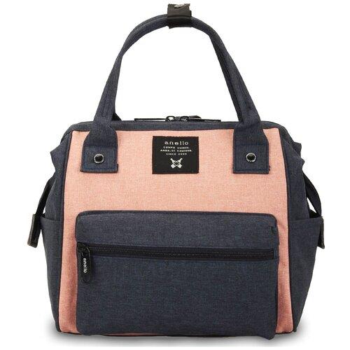 Сумка-рюкзак «Anello Small» 479 Blue/Pink