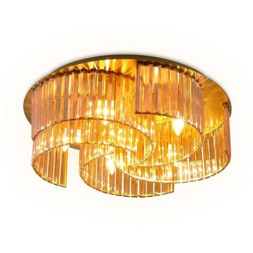 Потолочная люстра Ambrella light Traditional TR5207 люстра ambrella light потолочная traditional tr3018