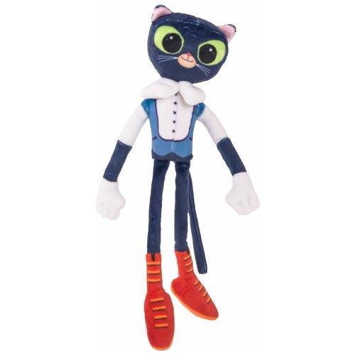 Мягкая игрушка Gulliver Сказочный патруль Кот Ученый 32 см мягкая игрушка gulliver кот ботаник 23 см