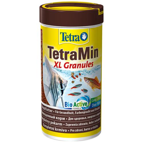 Фото - Сухой корм для рыб Tetra TetraMin XL Granules, 250 мл сухой корм для рыб tetra tetramin granules 200 г