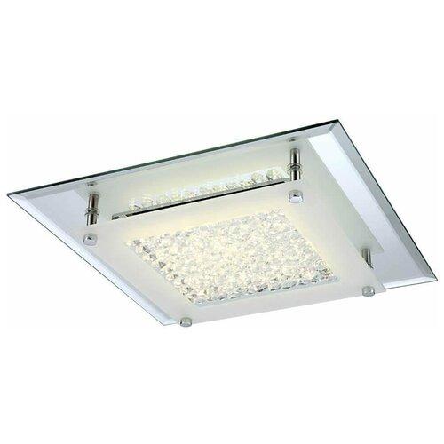Потолочный светильник светодиодный Globo Lighting Liana 49301, LED, 17 Вт светильник светодиодный globo lighting paula 41605 20d led 20 вт