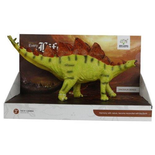 Купить Фигурка New Canna Стегозавр X123, Игровые наборы и фигурки