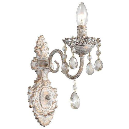 Настенный светильник ST Luce Splendi SL139.501.01, 40 Вт настенный светильник st luce enita sl1751 101 01 40 вт