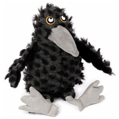 Мягкая игрушка SigiKid Черная ворона 33 см