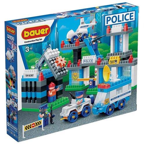 Конструктор Bauer Полиция 633-229 Департамент полиции - Все включено
