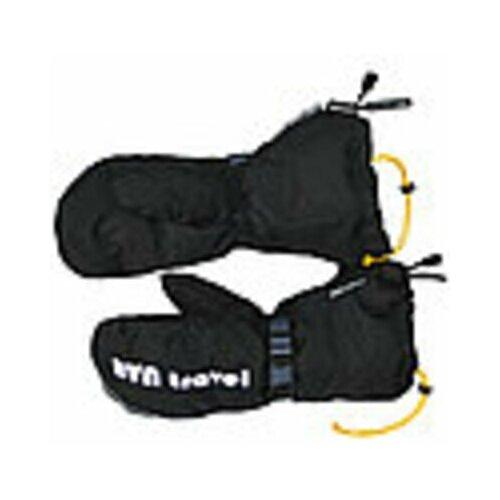 Варежки пуховые BVN Спорт-3, размер XS, черные