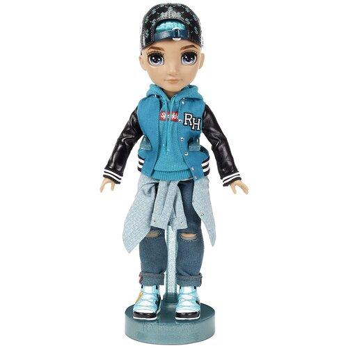 Купить Кукла Rainbow High Fashion мальчик Ривер Кендал, 572145, Куклы и пупсы