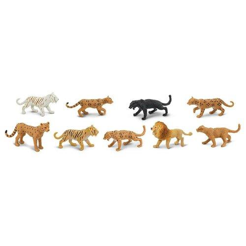 Фигурки Safari Ltd Большие кошки 694604