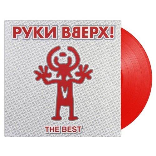 Виниловая пластинка. Руки Вверх! The Best. Coloured (LP)