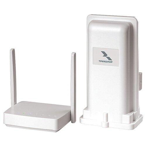 Комплект спутникового интернета Триколор DS-4G-5kit