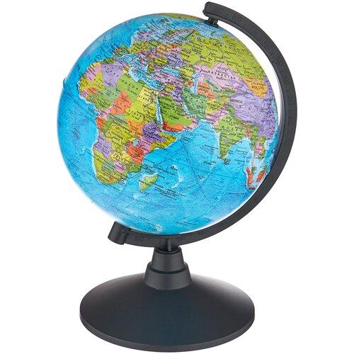 Глобус политический Globen Классик 210 мм (к012100008) черный