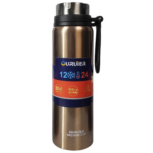 Классический термос Campinger 2392-B-016, 1 л золотистый
